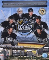 Pittsburgh Penguins 2011 NHL Winter Classic Composite