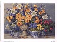 From Gabrielle's Garden  Fine Art Print