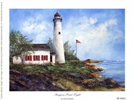 Sturgeon Point Light  Fine Art Print