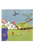 Far and Away II  Fine Art Print