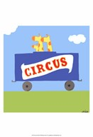 Circus Train II Art