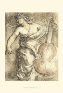 The Muse Erato