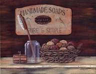 Handmade Soaps  Fine Art Print