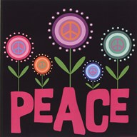 Peace Flowers