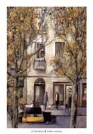 217 Barcelona  Fine Art Print