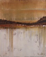 Melting Gold I Art
