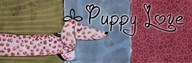 Puppy Love  Fine Art Print