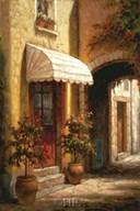 Sunny Entrance  Fine Art Print