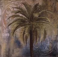Spring Palm I  Fine Art Print