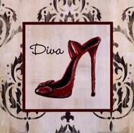 Diva Shoe Art