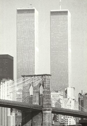 World Trade Center Photo Fine Art Print by Unknown at ...