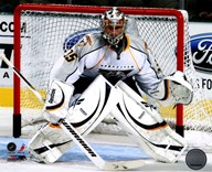 Pekka Rinne 2010-11 Action Art
