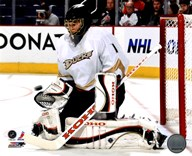 Jonas Hiller 2010-11 Action Art