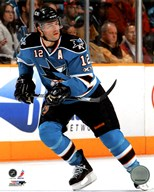Patrick Marleau 2010-11 Action Art