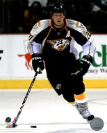 Ryan Suter 2010-11 Action Art