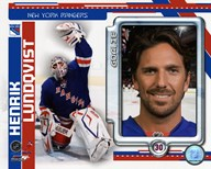 Henrik Lundqvist 2010 Studio Plus Art