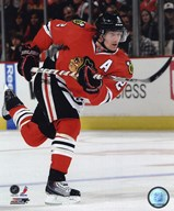 Duncan Keith 2010-11 Action Art