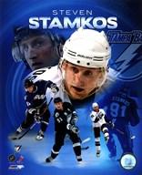 Steven Stamkos 2010 Portrait Plus  Fine Art Print