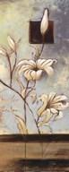 White Lilies I  Fine Art Print