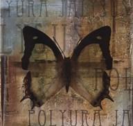 Polyurabutterfly I  Fine Art Print