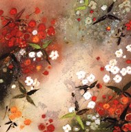 Gardens in the Mist XII  Fine Art Print