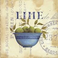 Zest of Limes Art