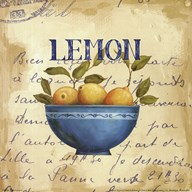 Zest of Lemons Art