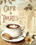 Cafe in Europe I Art