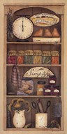Farmhouse Pantry I Art