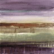 Purple Rain II  Fine Art Print