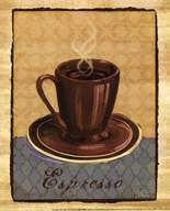 Coffee Club - mini  Fine Art Print