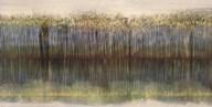 Riverbank Reflections Art