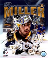 Ryan Miller 2011 Portrait Plus Art