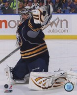 Ryan Miller 2010-11 Action Art