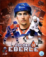 Jordan Eberle Portrait Plus Art