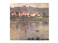Vetheuil, 1901 Art