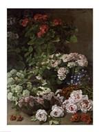 Spring Flowers, 1864  Fine Art Print