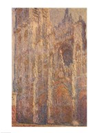 Rouen Cathedral, Midday, 1894 Art