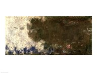 The Waterlilies - The Clouds (right side), 1914-18  Fine Art Print