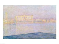 The Ducal Palace from San Giorgio, 1908  Fine Art Print