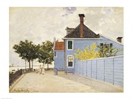 The Blue House, Zaandam Art