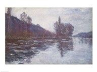 The Seine near Giverny, 1894  Fine Art Print