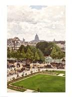 Garden of the Princess, Louvre, 1867  Fine Art Print