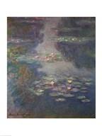 Waterlilies, 1908  Fine Art Print
