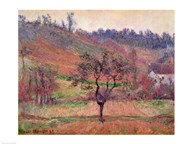 The Valley of Falaise, Calvados, France, 1883 Art