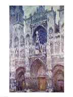 Rouen Cathedral Art