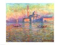 San Giorgio Maggiore, Venice, 1908 Art