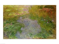 Waterlilies, c.1919 Art
