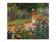 Garden at Giverny, 1895 Art