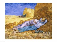 Noon, or The Siesta, after Millet, 1890